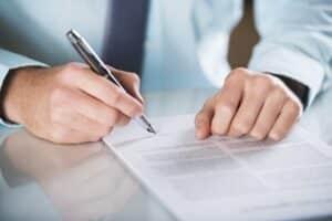 Die Anhörung im Bußgeldverfahren müssen Sie nicht gänzlich ausfüllen
