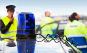 Polizeikontrolle: Eine richterliche Anordnung ist unter Umständen nicht mehr notwendig.