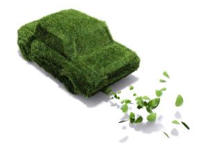 Auch Ausländer müssen die grüne Umweltplakette vorweisen können.