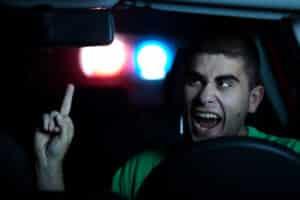 Kraftfahrer, die beharrlich handeln, sehen ihre Fehler meist nicht ein.