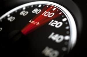 Fahren Sie wiederholt zu schnell, so gelten Sie als Wiederholungstäter.