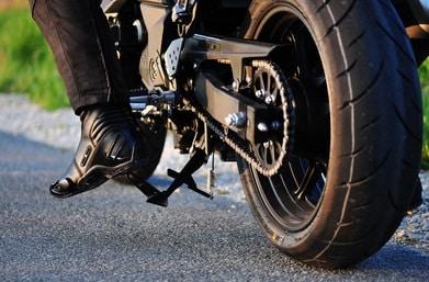 Für den Geschwindigkeitsindex  von Motorradreifen gelten die gleichen Regeln wie bei Autoreifen.