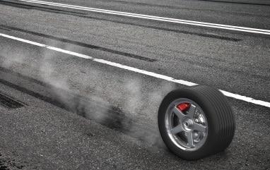 Achten Sie bei Ihren Reifen auch auf den Geschwindigkeitsindex.