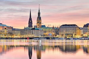 Die Bußgeldstelle in Hamburg bearbeitet Fälle für den gesamten Stadtstaat.