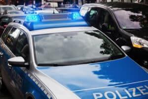 In Hamburg arbeiten Bußgeldstelle und Polizei eng zusammen.