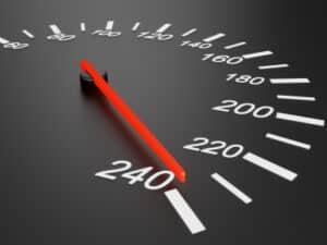 Die Zentrale Bußgeldstelle Brandenburg bearbeitet Fälle von Geschwindigkeitsüberschreitungen.