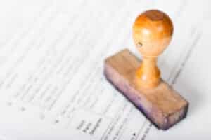 Ein Bußgeldbescheid ohne Punkte bedeutet nicht, dass keine Eintragung im FAER vorgenommen wird.