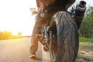 Geschieht mit dem Motorrad ein Unfall, ist häufig Selbstüberschätzung der Auslöser.