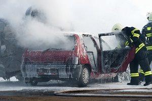 Ein tödlicher Unfall kann trotz ausgefeilter Fahrzeugtechnik nicht immer verhindert werden.