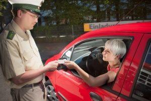 Sie können das Fahrverbot umwandeln, wenn ein wichtiger Grund vorliegt.