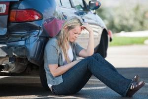 Nach einem Verkehrsunfall ist die Haftung des Verursachers zu klären.