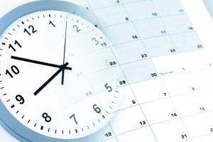 Beim Bußgeldbescheid sollten die Fristen unbedingt beachtet werden.