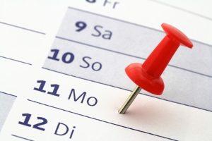 Die Verjährung von Bußgeldern tritt in der Regel nach drei Monaten ein.