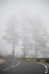 Nebelscheinwerfer können ein Bußgeld verursachen.