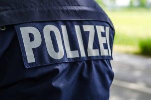 Auch die Polizei übernimmt Aufgaben der Verkehrsüberwachung.