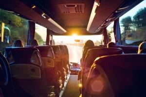 Wurde der Bus geblitzt wegen überhöhtem Tempo, ist die Frage, ob alle Fahrgäste saßen.