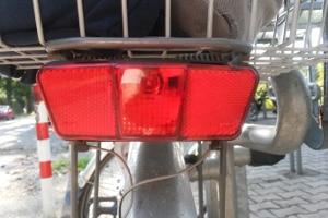 Gemäß Bußgeldkatalog für Radfahrer muss auf die technische Ausstattung geachtet werden.