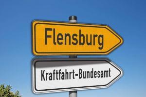 Mitunter können Sie direkt in Flensburg aus dem Punkteregister eine Auskunft anfordern.